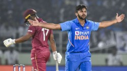 Ind Vs Wi Virat Kohli Celebrates When Csk Bowler Shardul Thakur Hit Boundaries