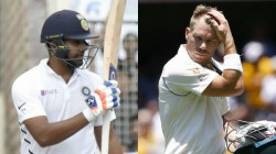 David Warner Says Rohit Sharma Will Break The Lara S 400 Run Record