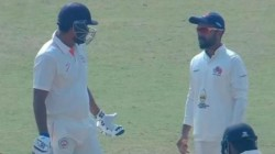 Ranji Trophy 2019 20 Yusuf Pathan Refused To Walk After Wrong Umpire Decision