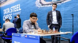 Viswanathan Anand Draws Sixth Round In Tata Steel Masters