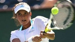 Sania Mirza Won Hobart International Doubles Title On Her Comeback