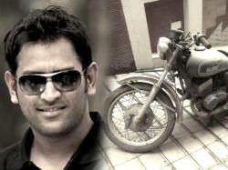 Shakshi Dhoni Shares Ms Dhoni S Massive Bike Collection Video