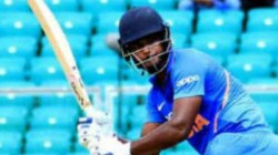 Ind Vs Sl Sanju Samson Failed Shockingly After Getting A Chance Bat In3rd T