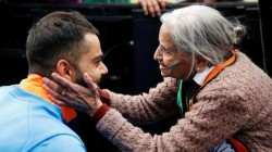 Indian Cricket S Superfan Charulata Patel Dies Bcci Shikar Dhawan Tribute