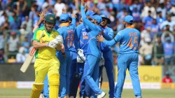 Ind Vs Aus Aaron Finch Fumes As Steve Smith Caused His Run Out