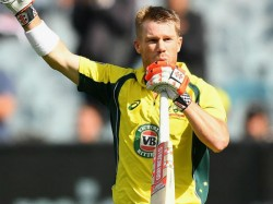 David Warner Waits For Dinner Invite From Captain Virat Kohli