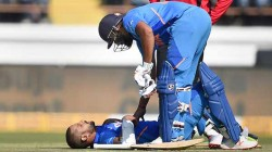 Ind Vs Aus Both Dhawan And Rohit Sharma Injured And Under Scanner Ahead Of 3rd Odi