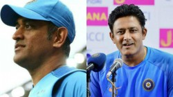 Anil Kumble Says Dhoni Can Return Into Team India