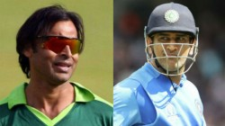 Finally India Has Ms Dhoni S Replacement Shoaib Akhtar
