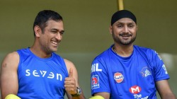 Harbhajan Singh Says That Ms Dhoni Will Not Play For India Again