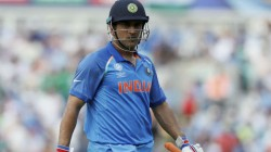 Sunil Gavaskar Slams Dhoni For Keeping Himself Unavailable For Playing For India