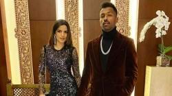 Hardik Pandya Revealed His Girlfriend On New Year