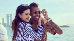 Hardik Pandya Engaged To Natasa Stankovic In Speedboat