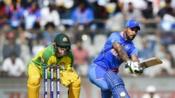 Ind Vs Aus Fans Slams Dhawan For Rohit Wicket