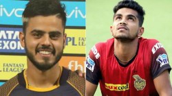 Kolkata Knight Riders Players Nithish Rana And Shivam Mavi Age Fudging Issue