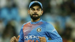 Virat Kohli May Push His Order Down Against Australia Series