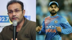 Virender Sehwag Criticize Kohli By Comparing With Dhoni S Captaincy