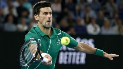 Australian Open Novak Djokovic Beats Roger Federer In Straight Sets