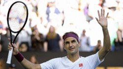 No Plans To Retire Roger Federer Confidence