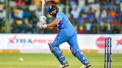 Ind Vs Aus Rohit Sharma Achieved 9 000 Runs Milestone And Beat Ganguly And Sachin