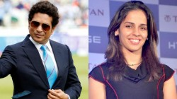 India S 71st Republic Day Sachin Tendulkar Saina Nehwal Wishes