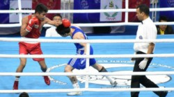 Strandja Memorial Boxing Nikhat Zareen Shiva Thapa Reach Quarter Finals