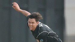 India Vs New Zealand Odi New Zealand Injured Pace Trio Ruled Out