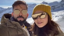 Indian Cricket Captain Virat Kohli Convey New Year Wishes With His Wife Anushka Sharma
