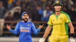 India Vs Australia 3rd Odi India Australia Expected To Score High Runs