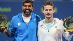 Rohan Bopanna Wesley Koolhof Won Qatar Open Tennis Doubles Title