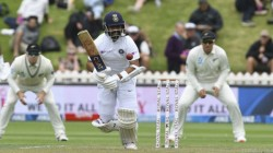 Ind Vs Nz India Bundled Out For 165 Runs Which Is Second Lowest Score Under Kohli