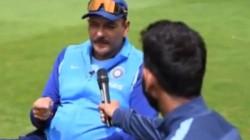 Ravi Shastri Recalls His Test Debut At Wellington 39 Years Ago