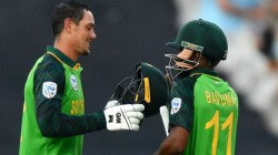 South Africa Vs England 1st Odi South Africa Wins England Over 7 Wickets
