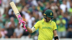 Faf Du Plessis Stepped Down As Captain Of South Africa In All Formats