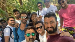 Team India Enjoyed Their Day Off Ahead Of Test Series In New Zealand