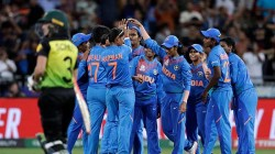 Women T20 World Cup India Beat Defending Champions Australia By 17 Runs