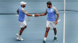 Leander Paes Has Been Included In The Indian Davis Cup Squad