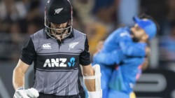 India Vs New Zealand Odi Series Kane Williamson Ruled Out Of First Two Matches