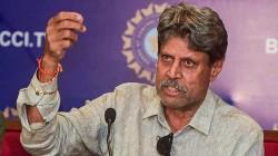 Kapil Dev Said Ms Dhoni Needs To Play More Matches