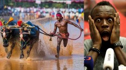 Karnataka Villlager Beat Usain Bolt S World Record During Kambala Race