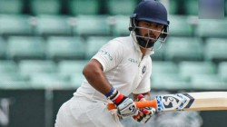 Ind Vs Nz Rishabh Pant Hit 70 Runs And Saved His Spot