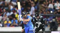 Ind Vs Nz Rohit Sharma Played Even After Injured His Leg