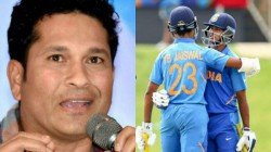 Sachin Tendulkar Wishes Team India Ahead Of U 19 World Cup Final