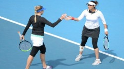 Sania Caroline Sailed Into The Pre Quarters Of Dubai Tennis Championships