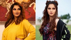 Sania Mirza S Jaw Dropping Weight Loss Journey