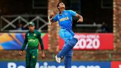 Under 19 World Cup Yashasvi Jaiswal Slams Ton As India Thrash Pakistan