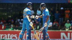 India Bangladesh Under 19 Players Clash After The Match Shocked Icc