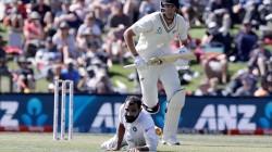 Ind Vs Nz Shami Scored More Than Virat Kohli In Test Serie