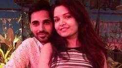 Bhuvneshwar Kumar Facebook Account Was Hacked By His Wife