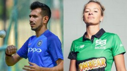 Chahal S Instagram Post Gets The Hilarious Comment From Dani Wyatt